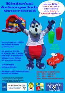 Kinderfest - A3 JPG